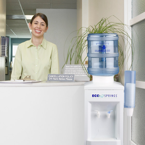 EcoSprings Water Cooler rental