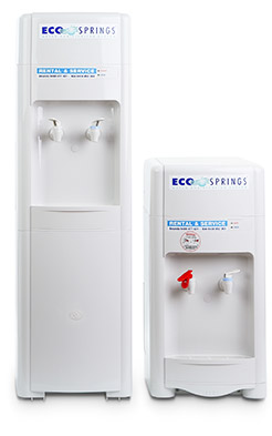 EcoSprings Plumbed In Water coolers